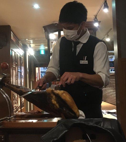 イベリコ屋 心斎橋店