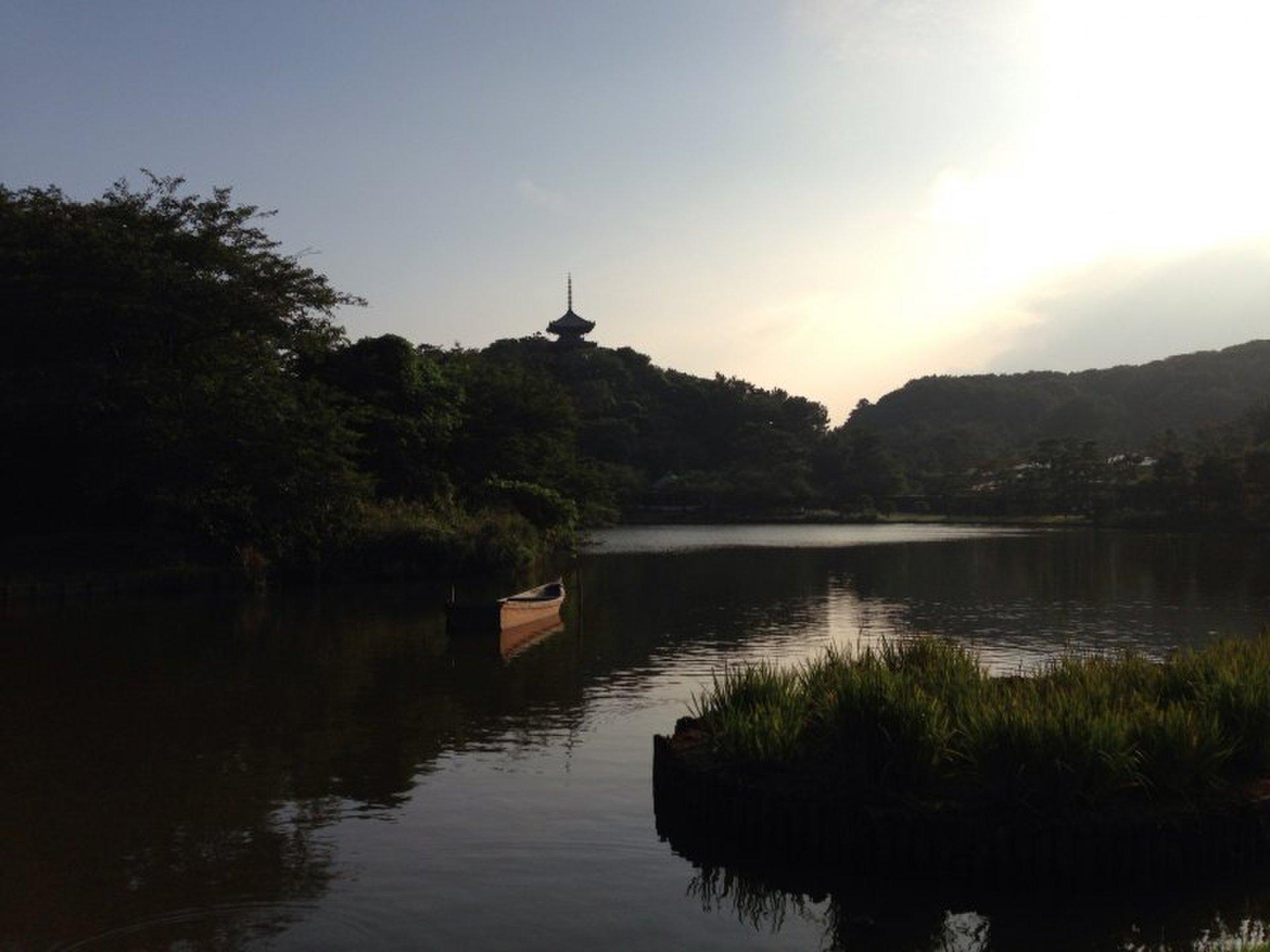 【横浜でおしゃれデートするなら三渓園】自然溢れる日本庭園&テラスランチができるスポット!