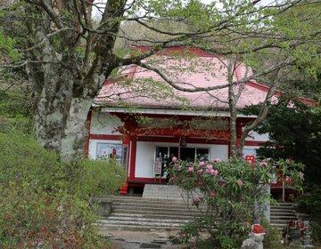 【茨城・奥久慈】山奥のお寺です♪八溝山の山頂にある日輪寺!景色はサイコーです♪