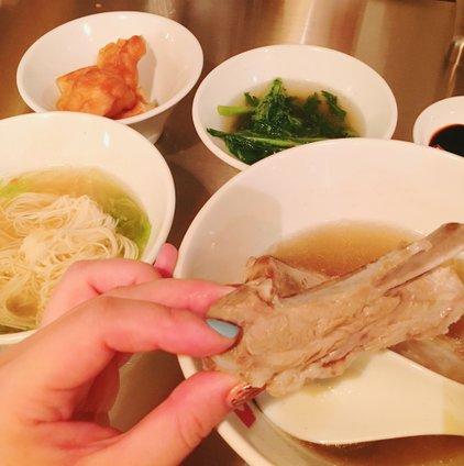新加坡肉骨茶 (シンガポールバクテー)