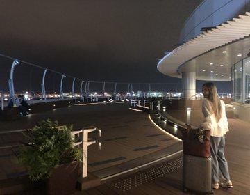 【24時間営業有】羽田空港でオール!早朝便に向けておすすめの時間のつぶし方♡