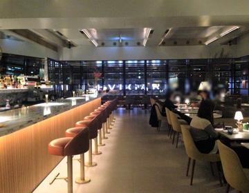 夜はラグジュアリーで素敵♡bills銀座限定のパスタとカクテルでディナー☆ムーディな店内でリラックス