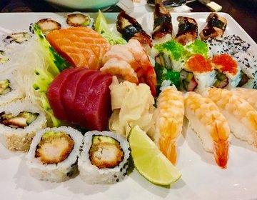 【マルタでインスタ映え寿司】Hugo's Loungeでカラフルなお寿司パーティーをしよう!