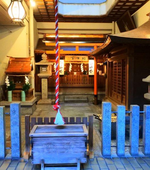 奈良もちいどのセンター街協同組合 駐車場