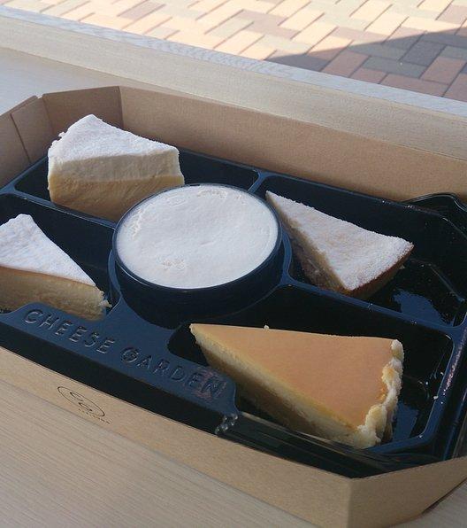 チーズガーデン 那須ガーデンアウトレット店