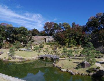 金沢で保々無料観光できるスポット!「金沢城公園」でお散歩観光♡