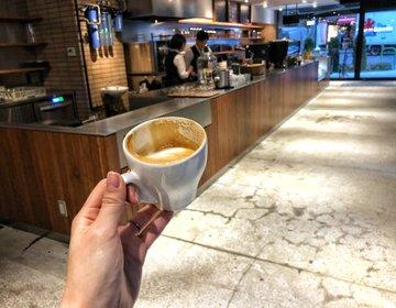 バリスタの居る赤坂おすすめカフェ♡おしゃれでコーヒーが美味しい!無料Wifi・充電有