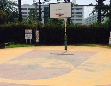 東京都内でバスケットコートがある公園まとめ【中目黒公園・ジョーダンコート・代々木公園でアウトドア】