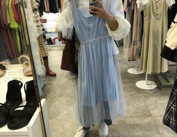 明洞おすすめ韓国ファッション♡洋服1枚500円!買い物するならココ