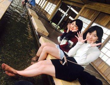石川の能登半島「和倉温泉」で日帰り温泉!半日観光コース♡
