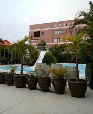 ホテルグランビューガーデン沖縄