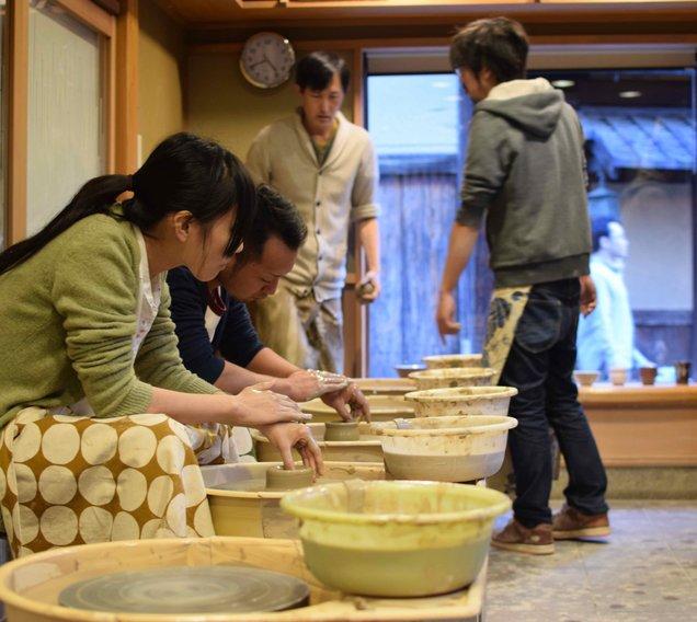 嘉祥窯陶芸教室