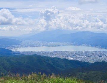 【君の名は。聖地巡礼②】瀧くんと三葉の「かたわれ時」シーン!諏訪湖を望む安曇野ぶらり旅!