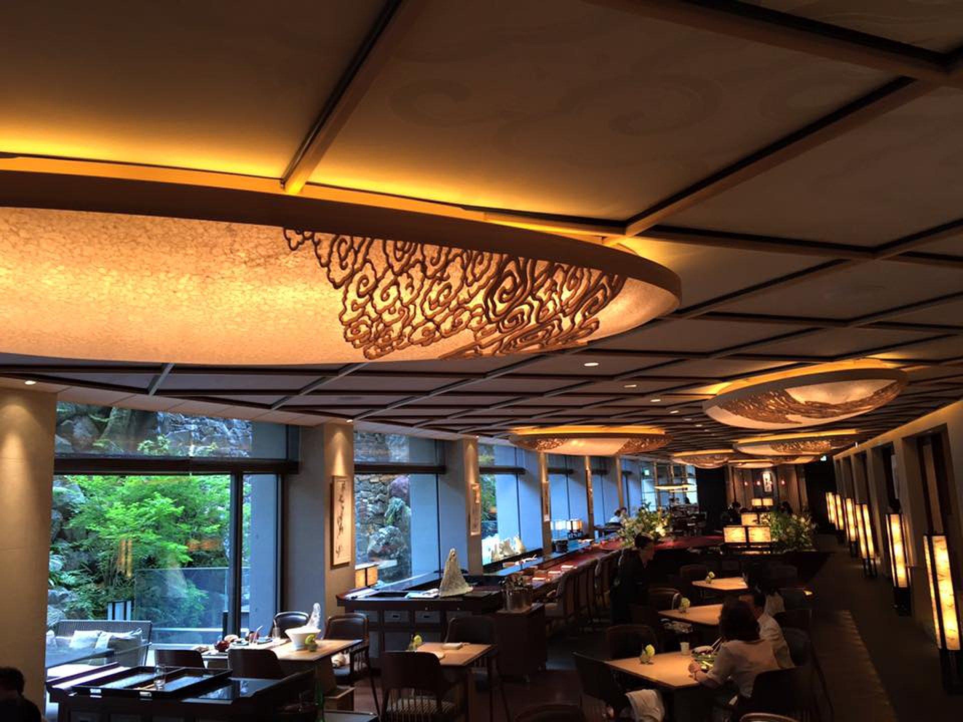 【高級ホテルめぐり】Ritz Carlton(ザ・リッツカールトン)京都水暉おすすめランチ