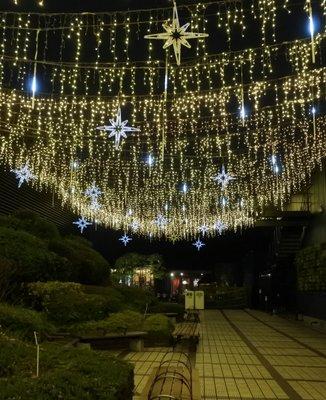 髙島屋大阪店 8階屋上ガーデン