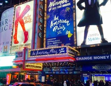 【ディズニー好き必見!】アメリカ・ニューヨークで映画「魔法にかけられて」ロケ地巡り!