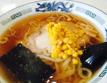 【群馬・桐生で美味しいラーメン】ここでしか食べられない、地元の人に人気のラーメン屋さん