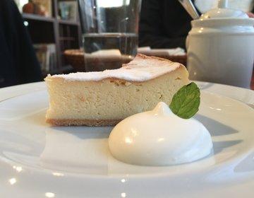 銀座隠れ家『カフェ・オハナ』ランチ・ケーキ2,000円以下