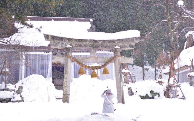 白川八幡神社