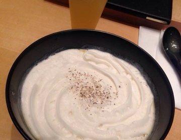 白いカレーうどん⁈恵比寿『酒彩蕎麦 初代』