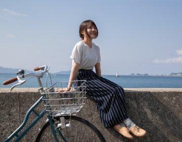 【そのまま使える】長崎の伊王島で絶景サイクリングコース!ランチや日帰り温泉もご紹介♡