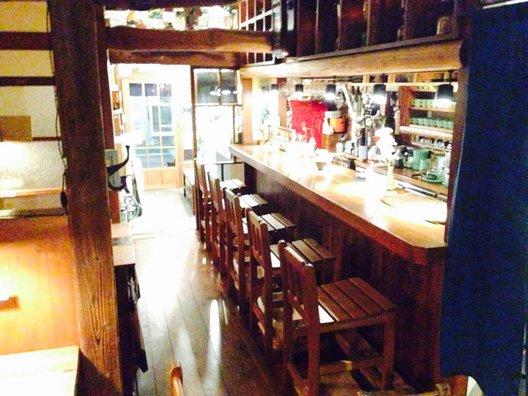 【閉店】自家焙煎珈琲豆屋cafe use喫茶室