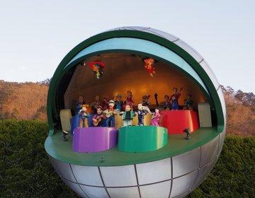 鬼怒川温泉でB級スポットデート!世界1週旅行ができる「東武ワールドスクウェア」♡