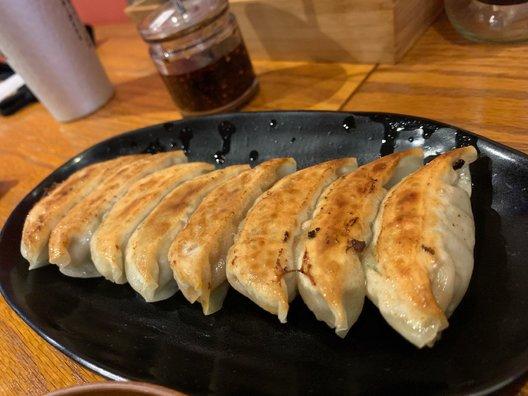 浪花のぽんちゃん餃子