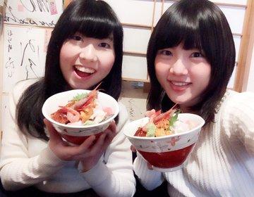 地元民おすすめの金沢グルメ!「むら井」で美味しすぎる海鮮ランチ♡