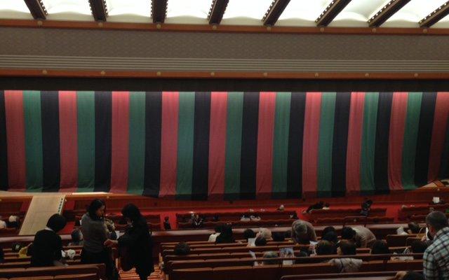 歌舞伎座 (Kabuki-za theater)