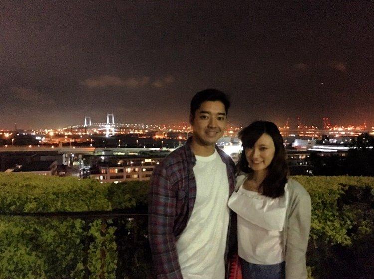 Yokohama dating spot