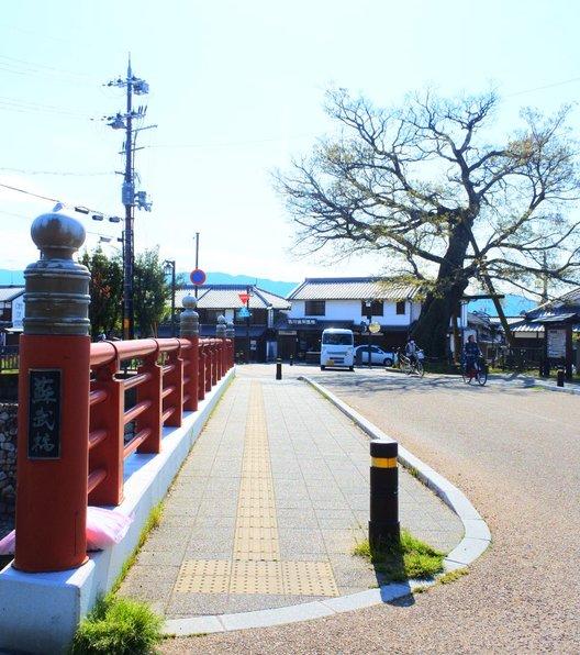 今井町 江戸時代の町並み