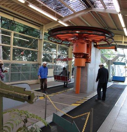 リフト 山上駅