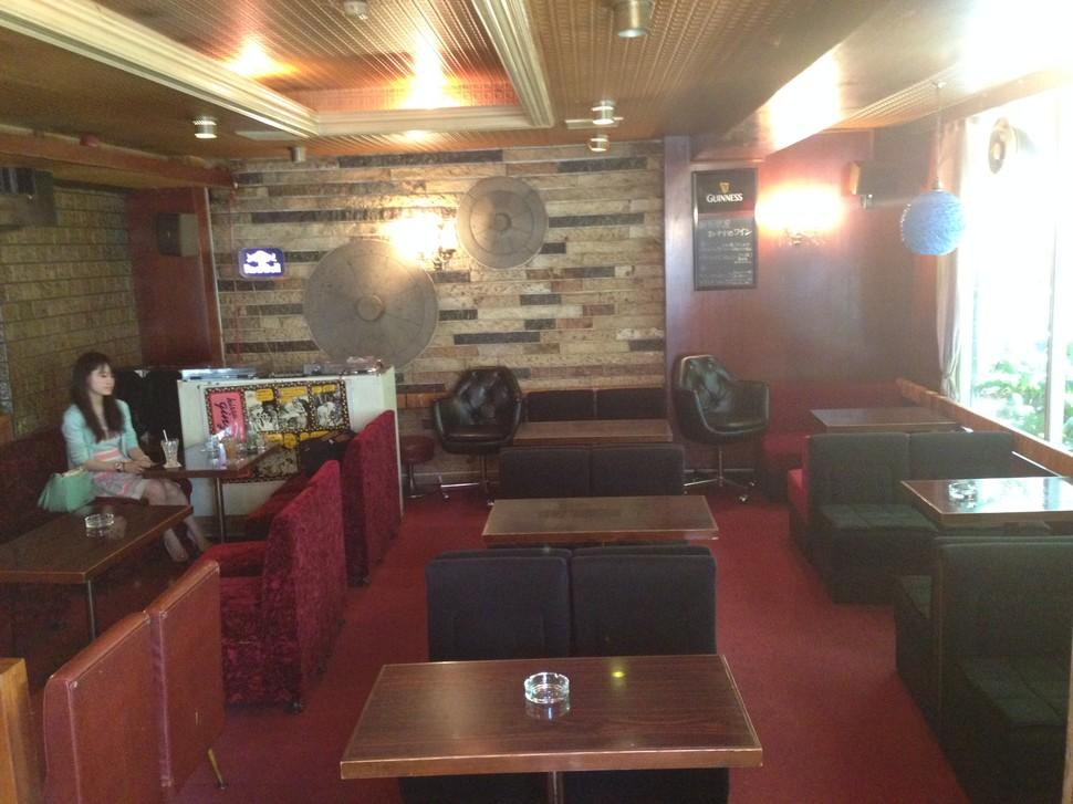 恵比寿 喫茶店