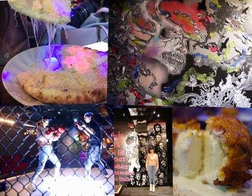 総工費5億円のエンターテイメントレストランに行って見た。渋谷「Tokyo Figth Club」