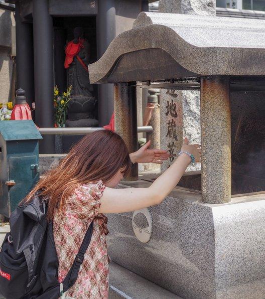 眞性寺 (江戸六地蔵尊)