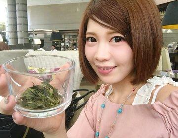 品川から無料送迎バスあり!ティータイムをしたい方におすすめマリオットホテル東京で優雅なカフェタイム