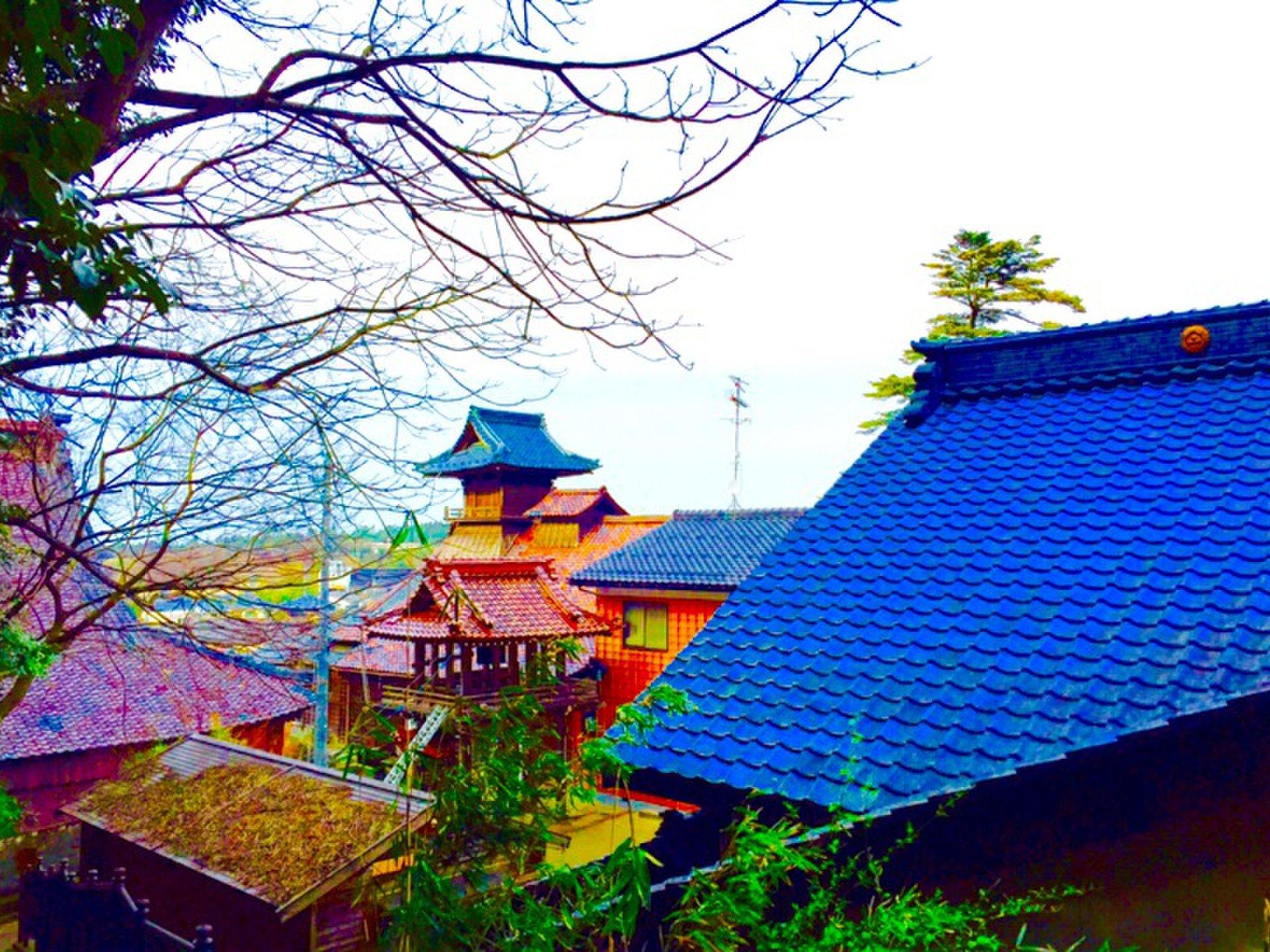 【落ち着いた北陸観光】実は日本海側屈指の宗教都市だったあわら市。蓮如の里吉崎御坊を歩く!