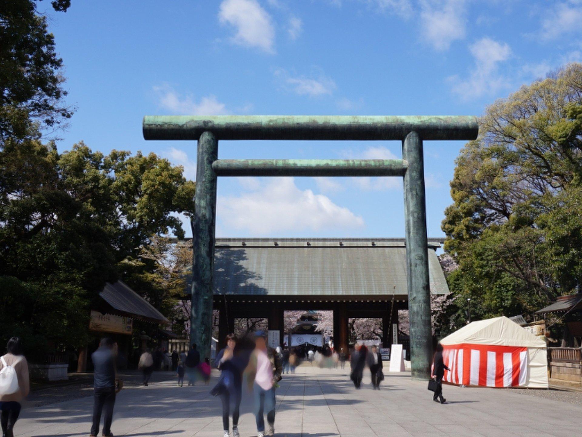 【保存版】東京桜の名所・靖国神社&千鳥ヶ淵緑道オススメお散歩プラン