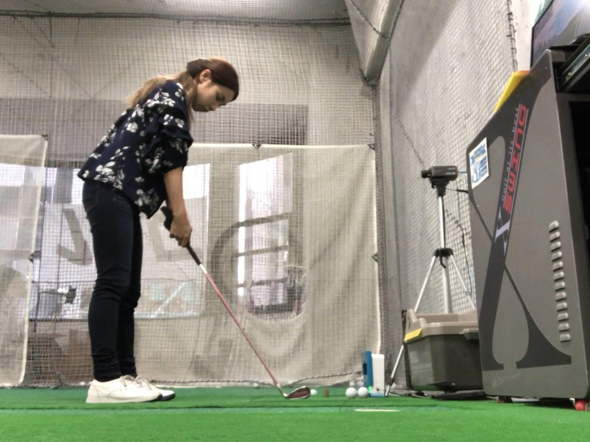 銀座で気軽にゴルフ教室♡初心者向け・女性専用!体験レッスン2,000円♡
