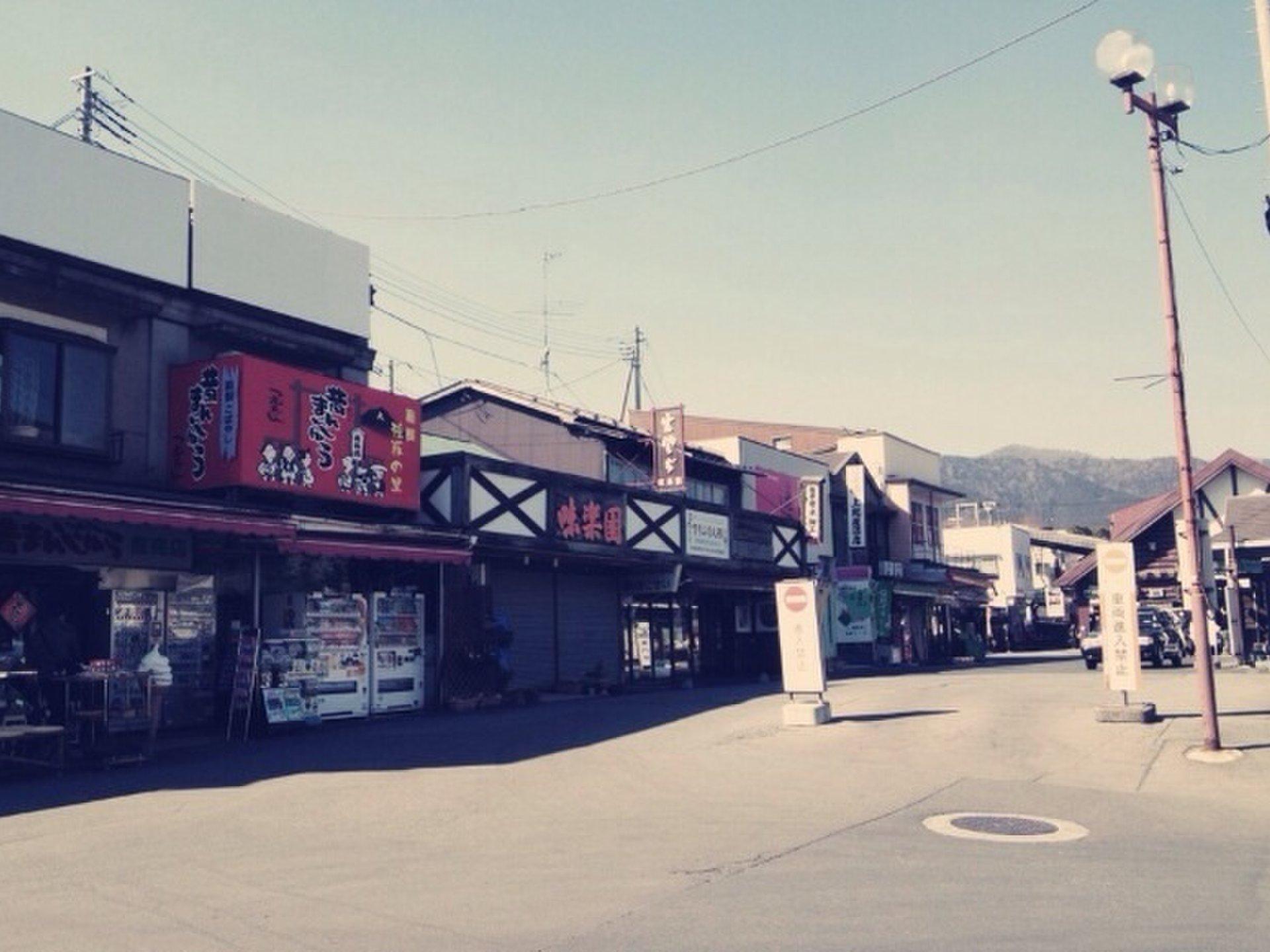 【おすすめ日帰り温泉♪】カップルでまったりできる素敵な温泉街!