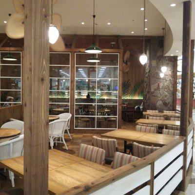ホノルルコーヒー アリオ橋本店