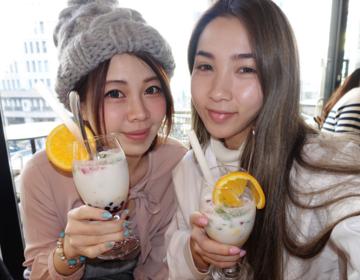 銀座プレイス1000円以下♡ラモフルータス期間限定ベトナムのデザート