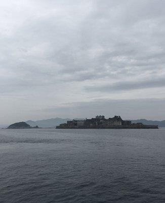 軍艦島ツアー