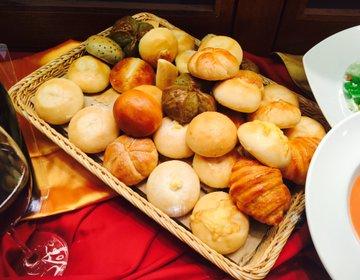 新宿西口で焼き立てパンを食べ放題女子会!ランチのコスパ良し「サンマルク」♡