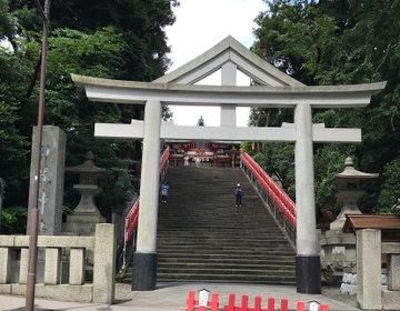 【溜池山王・赤坂】そうだ、預言カフェ行こうw 開店前に日枝神社も♪