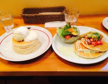 【三軒茶屋のオススメカフェ】女子の大好きな食べもの尽くしでお腹も心も大満足♩