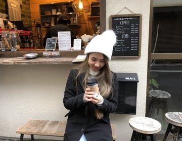 浅草からも近い蔵前♡駅前の立ち寄りたいお洒落珈琲スタンド
