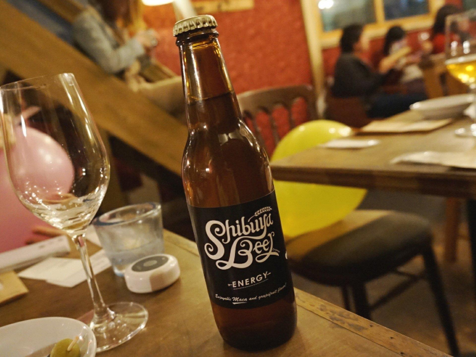 元祖「夜カフェ」の宇田川カフェが手がける、渋谷発地ビールを楽しむプラン♪