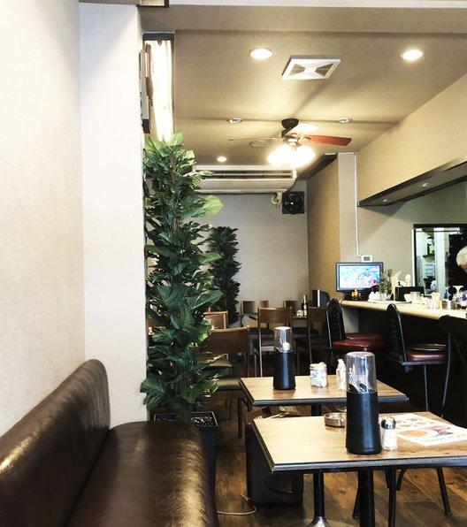 喫茶店ファイブ